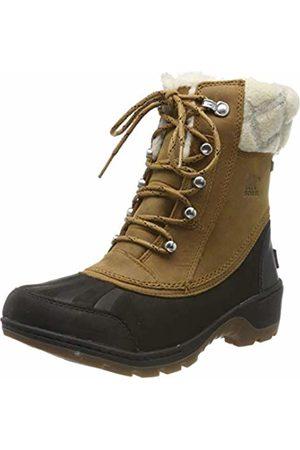 sorel Women's Whistler MID 2 Snow Boots, (Camel , Bl 224)
