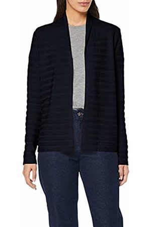 Tom Tailor Women Cardigans - Casual Women's Strukturierte Cardigan, (Sky Captain 10668)
