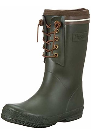 Bisgaard Wellingtons - Unisex Kids' Rubber Boot-LACE Thermo Wellington ( 30)
