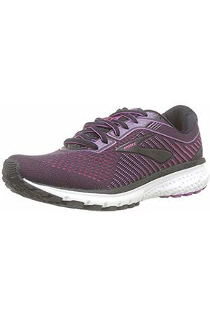 Brooks Women's Ghost 12 Running Shoes, ( /Hollyhock/ 063)