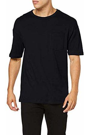 Jack & Jones Men T-shirts - Men's JCOLUCAS TEE SS Crew Neck T-Shirt, ( Fit:Oversize Drop)