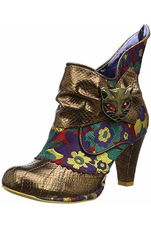 Irregular Choice Women's Miaow Ankle Boots, ( Ay)