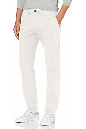 Tom Tailor Casual Men's Chino Trouser, (Clouds 16339)
