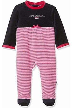 ABSORBA Baby Girls' 7p54411-ra Db Pont Dos Sleepsuit