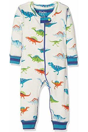 Hatley Baby Boys' Organic Cotton Sleepsuit (Dino Herd 100)