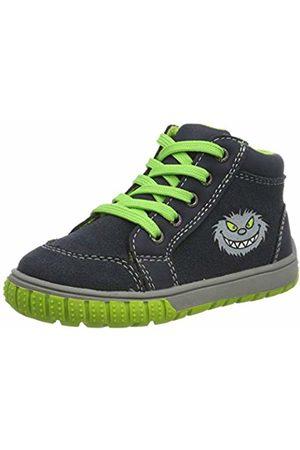 Lurchi Baby Boys' Beo Low-Top Sneakers, (Navy 22)