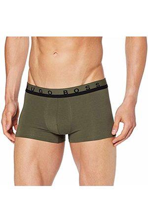 HUGO BOSS Men's Trunk Motion Boxer Shorts, (Dark 303)