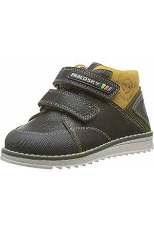 Pablosky Baby Boys' 64781 Boots, Negro