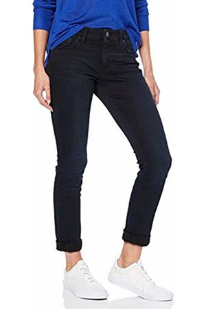 s.Oliver Women's 2004792011 Slim Jeans, Denim Havy Stoned 58z9