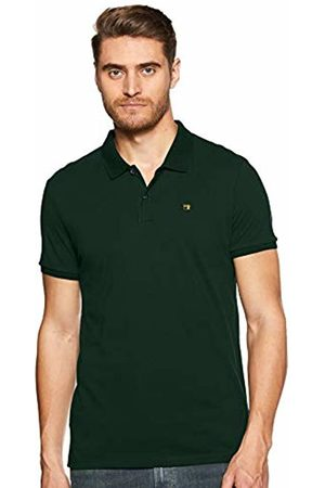 Scotch&Soda Men's Nos-Classic Polo in Pique Quality with Clean Outlook Shirt, (Bottle 72)