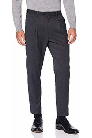 s.Oliver Men's 02.899.73.5415 Suit Trousers, ( Dobby 98k3)