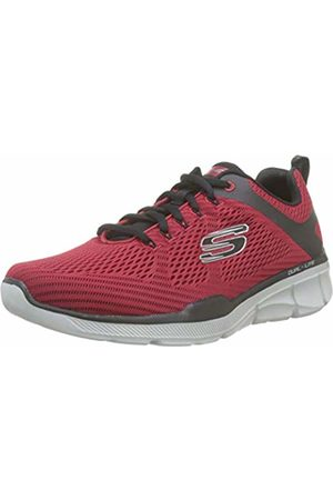 Skechers Men Trainers - Men's Equalizer 3.0 Trainers, ( Rdbk)