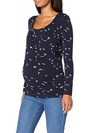 Noppies Women's Tee Nurs Ls Rosalyn Maternity Long Sleeve Top