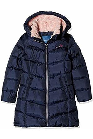 Sanetta Girl's Outdoorcoat Fake Down Jacket, (Nordic 5962)