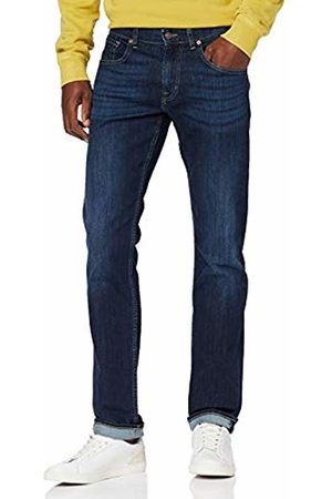 7 for all Mankind Men's Straight Jeans, (Dark MW), W28/L34 (Size: 28/33