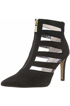Lodi Women Ankle Boots - Women's Rucua Ankle Boots, Ante Negro