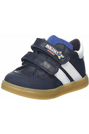Pablosky Baby Boys' 64125 Slippers, Azul