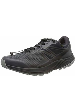 Salomon Men's Trail Running Shoes, Sense Escape 2 GTX, Ebony/ /Monument