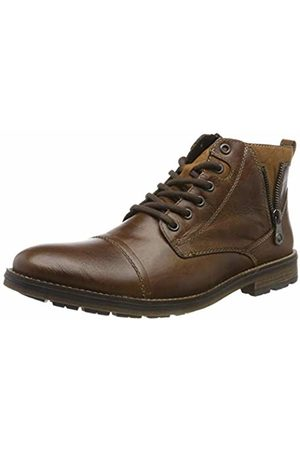 Rieker Men's Herbst/Winter Classic Boots, (Marron/Reh/Mogano 25)