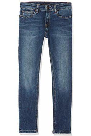 Tommy Hilfiger Boy's Steve Slim Tapered Resbst Jeans