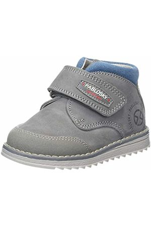 Pablosky Baby Boys' 64554 Boots, Gris