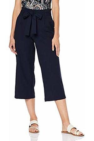 Only Women's Onlnicole Elastic Paperback Culotte PNT Trouser, Night Sky