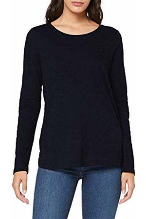 Marc O' Polo Women's M08215552141 Longsleeve T-Shirt, (Midnight 812)