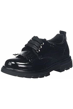Pablosky Trainers - Unisex Kids' 335519 Low-Top Sneakers, Negro