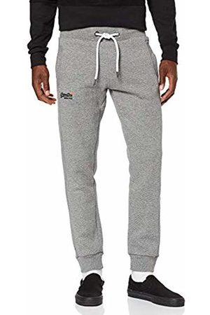 Superdry Men's Orange Label Classic Jogger Sports Trousers, (Hammer Grindle Pw8)
