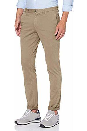 Tommy Hilfiger Men's Bleecker Th Flex Satin Chino GMD Trouser