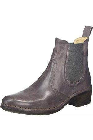 Neosens Women's S3077 Dakota Zinc/Medoc Ankle Boots