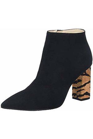 Lodi Women's Sito-ino Ankle Boots, Ante Negro