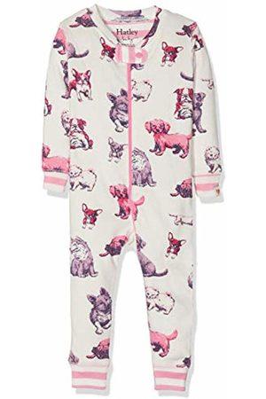 Hatley Baby Girls' Organic Cotton Sleepsuits