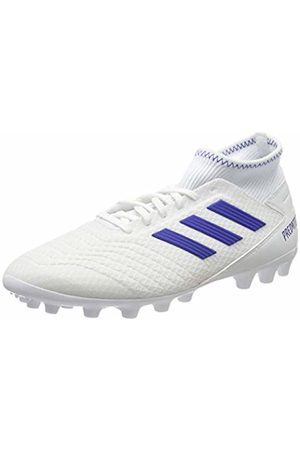 adidas Men's Predator 19.3 Ag Football Boots, (FTW Bla Azufue 000)