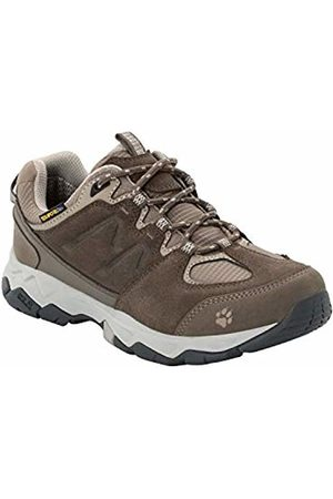 Jack Wolfskin Women's MTN Attack 6 Texapore Low W Wasserdicht Rise Hiking Shoes, (Coconut / 5222)