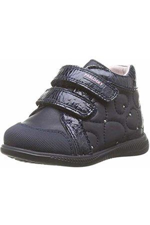 Pablosky Baby Girls' 66525 Slippers, Azul