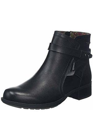 Rockport Women's Copley Waterproof Strap Boot Ankle ( 001)