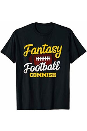 Fantasy Football Commish Sports Fun Shirt Mens Fantasy Football Commish Sports Fun T-Shirt