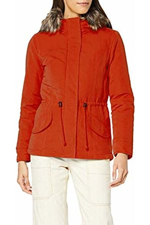 Only Women's Onlnew Lucca Parka Jacket OTW, Ketchup