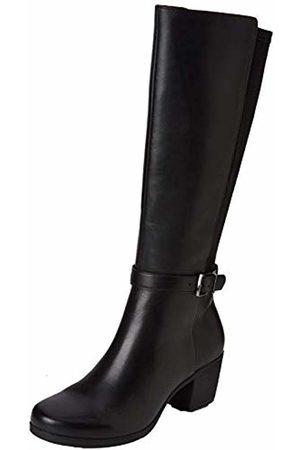 Clarks Women's Un Lindel Hi Ankle Boots, Combi Lea