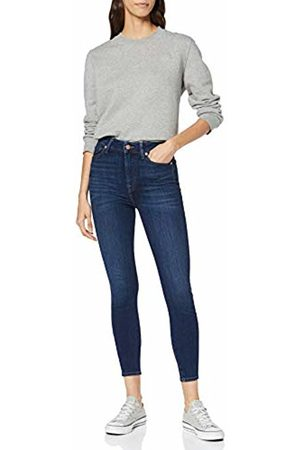7 for all Mankind Women's Aubrey Skinny Jeans, (Dark DK)