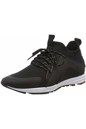 HUGO BOSS Women's Hybrid_Runn_lylg Low-Top Sneakers, ( 001)