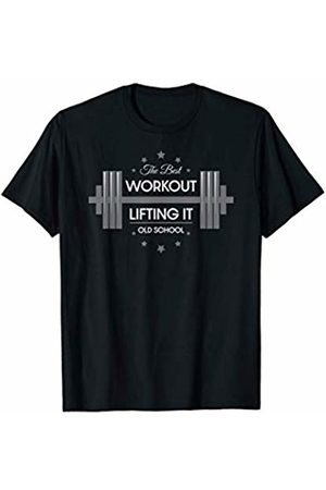 Old School Lifting Best Workout Lifting T-Shirt