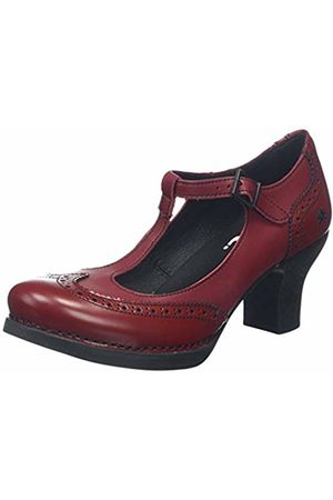 Art Women's 1067 City-Leader Burdeos/Harlem Closed Toe Heels