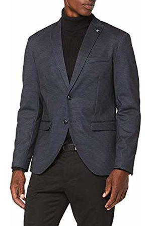 Selected Homme Men's Slhslim-Billy Blazer B Pattern: Dark Navy