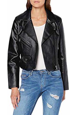 Only Women's Onlenya Faux Leather Biker Cc OTW Jacket