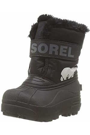 sorel Baby Toddler Snow Commander Boots, , Charcoal 010