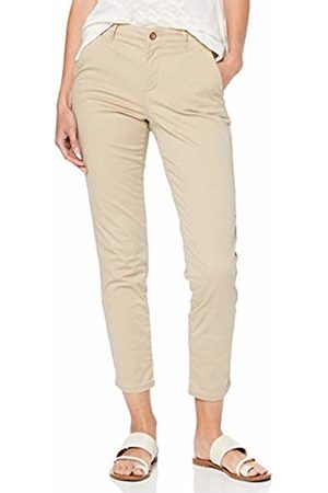 Only Women's Onlmaude Mid Panel Chino Pant PNT Trouser, Nomad