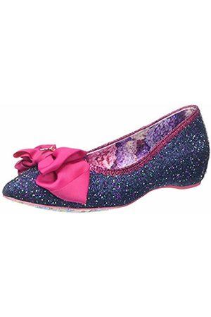 Irregular Choice Women's Mint Slice Closed Toe Ballet Flats