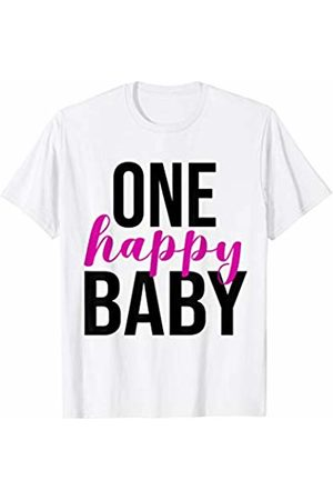 Happy Moon Bean : One Happy Baby Yoga T-Shirt
